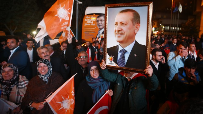 Turkey Election: Erdogan and the AKP get majority back amid climate of violence and fear