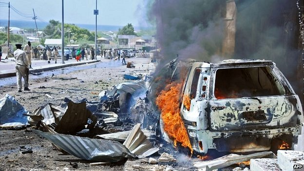 UN condemns al-Shabab attack on AU troops in Somalia