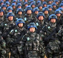 China's first infantry to participate in a UN peacekeeping mission