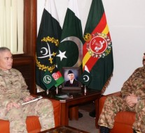 ISAF and Afghan army to share intelligence with Pakistan