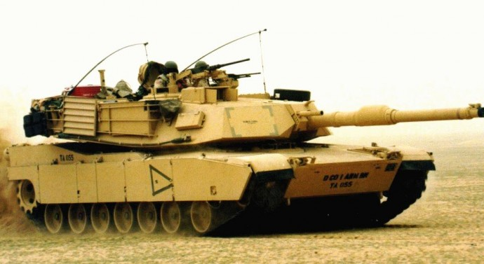 Iraq requests M1A1 Abarams tanks and another covering M1151A1 up-armored Humvees