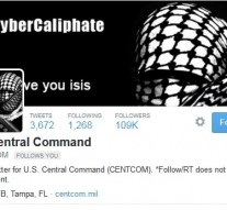 ISIS sympathizers hack US Central Command social media accounts