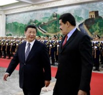 China to invest $20 billion in Venezuela