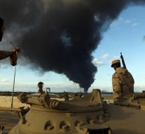 Militants in Libya killed 17 soldiers, one civilian