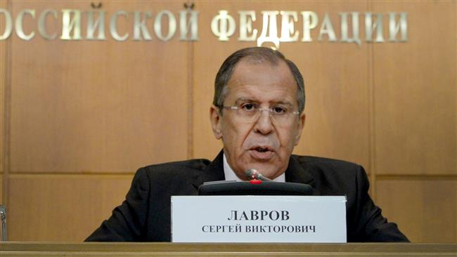 Russian FM Sergei Lavrov says US wants to dominate world