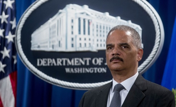 US worried about 'lone wolf' attacks: Attorney General