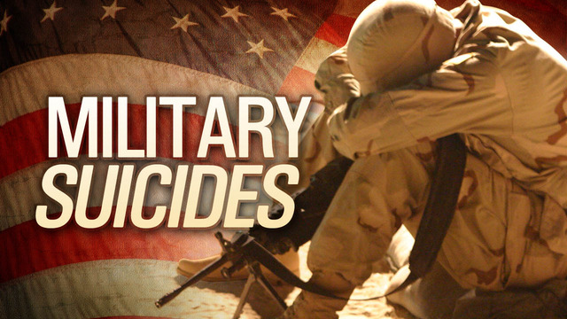 US military suicides increase in 2014: Pentagon