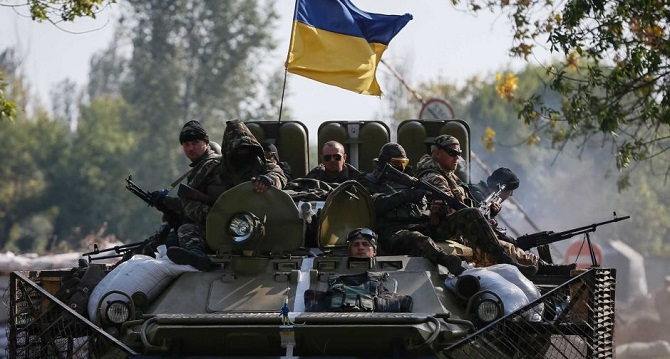 Nine Ukraine soldiers killed in clashes with pro-Russia forces