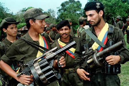 The FARC forcibly recruited teens in Putumayo