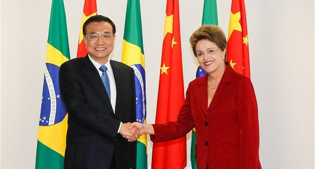 China and Brazil signs $7 billion trade and investment deals