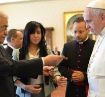Vatican formally recognizes Palestinian state, Israel angered
