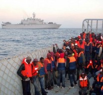 EU agrees to launch military mission against migrant smugglers