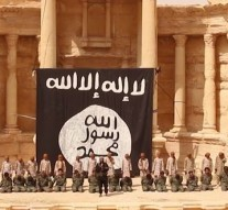 ISIS new video shows mass execution in Palmyra by boy soldiers
