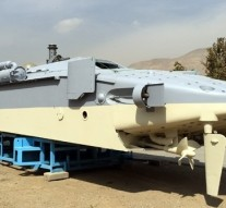Iran unveils a torpedo-armed submersible watercraft