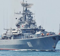Russia Navy launches missiles against ISIS from Caspian Sea