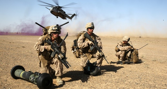 Afghanistan War to cost $45 billion in 2018: Pentagon