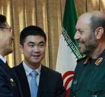 China, Iran boost defense ties to promote regional peace