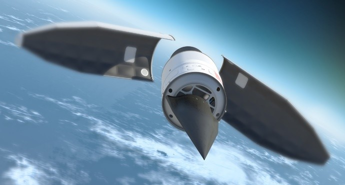 China unveils new hypersonic weapon