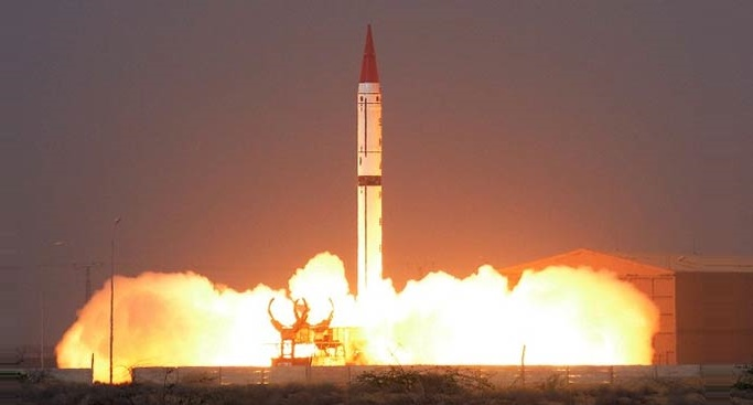 Pakistan successfully tests nuclear-capable ballistic missile