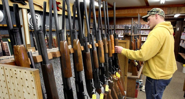 More than 13,000 killed by gun violence in US this year