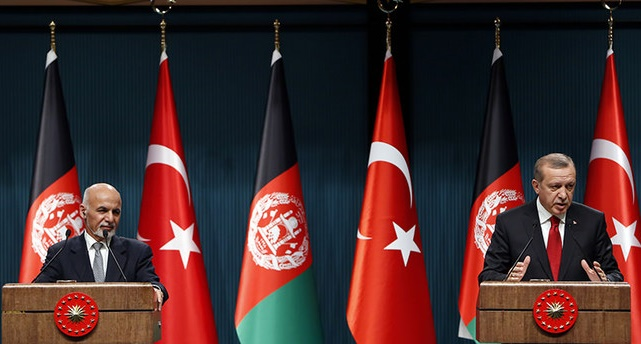 Turkish forces to stay in Afghanistan as long as Kabul wants: Erdogan