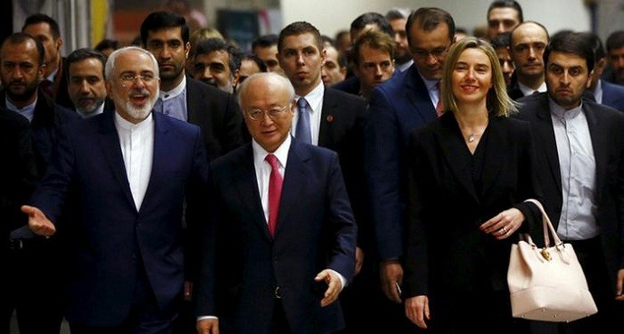 World powers lift sanctions against Iran in landmark nuclear deal