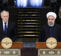 Iran and Switzerland sign pacts to boost ties