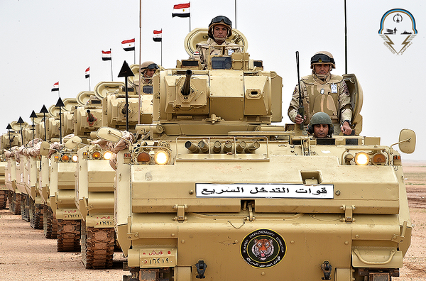North Thunder termed as the largest military gathering of 20 Arab and Islamic states.