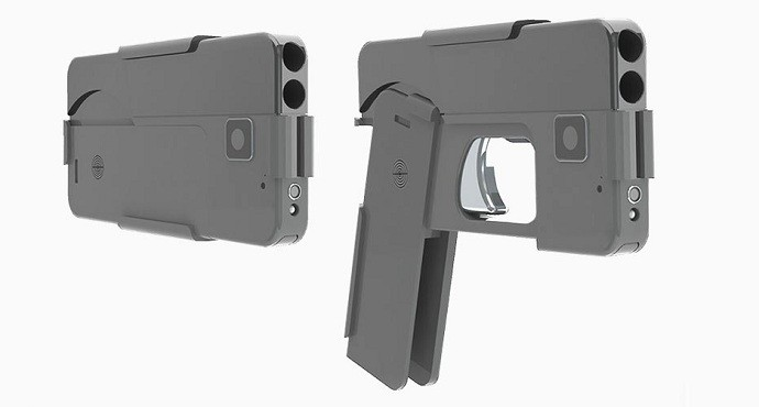 Will new smartphone gun revolutionize small arms industry?
