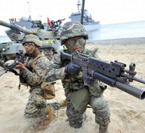 US, South Korea launch largest military drills amid North Korea's threats