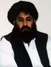 Afghan Taliban leader Mullah Akhtar Mohammad Mansour