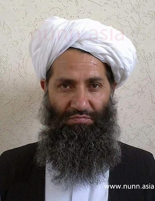 Haibatullah Akhundzada is the new Taliban leader