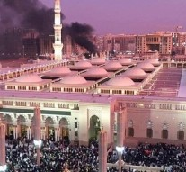 Saudi Arabia rocked by multiple explosions, 4 reported dead