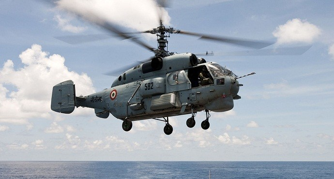 India signs $300M Helicopter deal with Russia