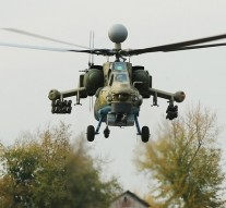 Russia's advanced Night Hunter helicopter makes its first flight