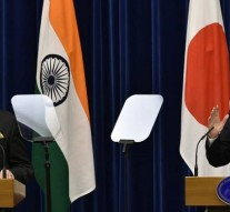Japan and India sign nuclear collaboration deal
