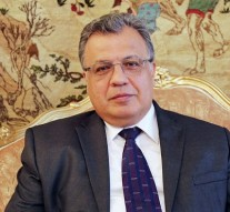 Russian Ambassador to Turkey Karlov shot dead in terror attack in Ankara