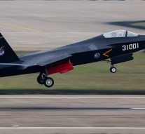 China tests 5th-generation stealth fighter FC-31 Gyrfalcon
