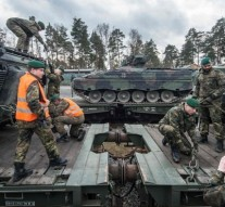 Germany to increase army strength to almost 200,000 soldiers