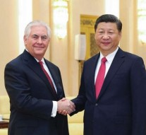 Xi and Tillerson look towards 'new era' in US-China relations