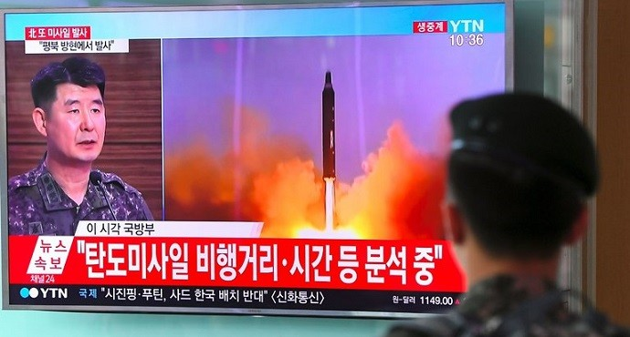 North Korea tests ballistic missile capable to 'reach Alaska'
