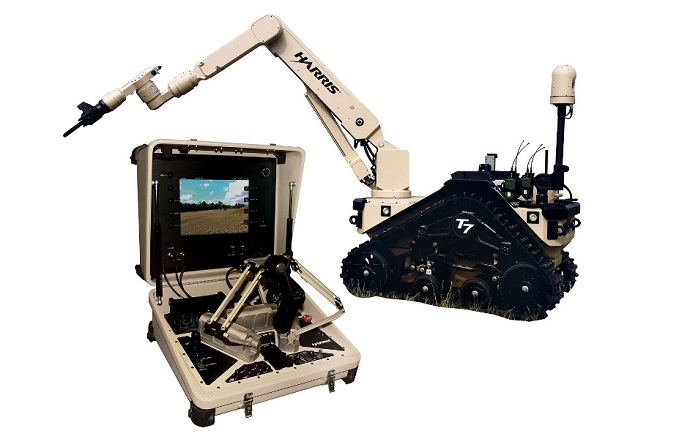 Harris Corporation's T7 Multi-Mission Robotic System