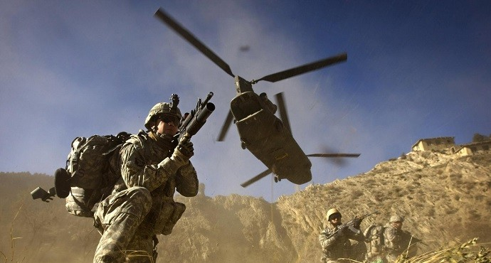 US to send 3,000 troops and more fighter jets to Afghanistan