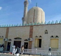 More than 200 killed in terrorist attack on Egyptian mosque
