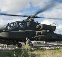 Lockheed awarded $25M for Apache Apache Targeting/Vision Systems for Egypt