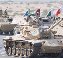 Saudi Arabia holds joint military exercise with 24 countries