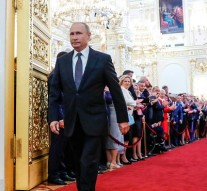 Putin begins historic fourth term as Russian leader