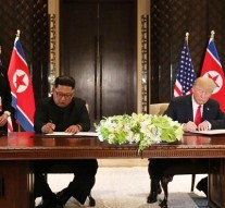 Read the agreement signed by President Trump and Kim Jong Un