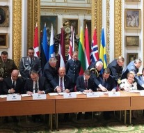 Nine EU states establish joint European military intervention force
