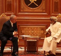 Netanyahu makes rare visit to Oman, which has no diplomatic ties with Israel